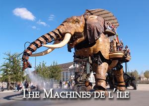 Machine de l'Ile